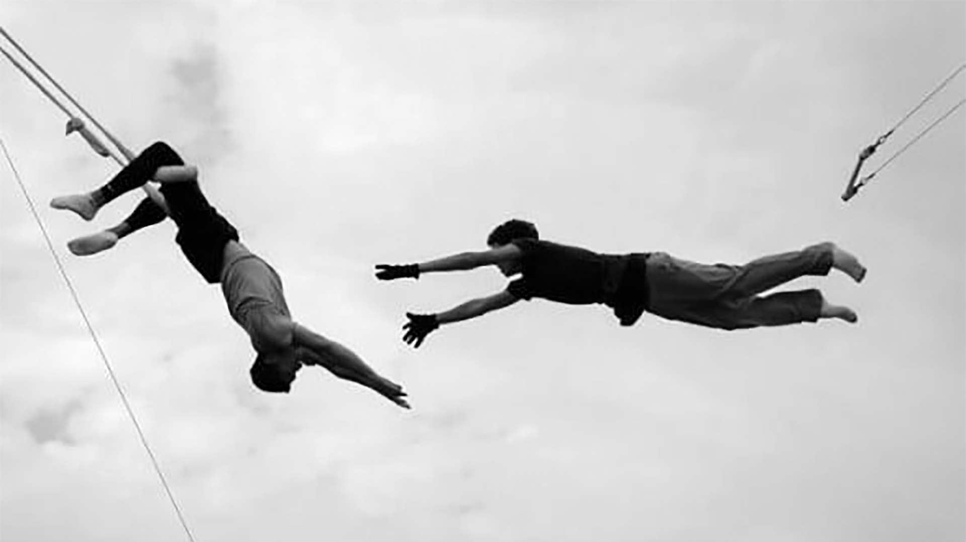 Resultado de imagen de trapecista